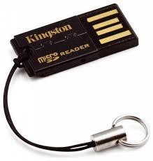 Cititor de carduri Kingston FCR-MRG2, USB 2.0, Black