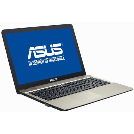"Notebook ASUS X541UA-DM1232, 15.6"" LED FullHD, Intel Core i3-7100U 2.4GHz, RAM 4GB DDR4, HDD 1TB, video integrat Intel HD Graphics 620, DRW, BT 4.0, EndlessOS"