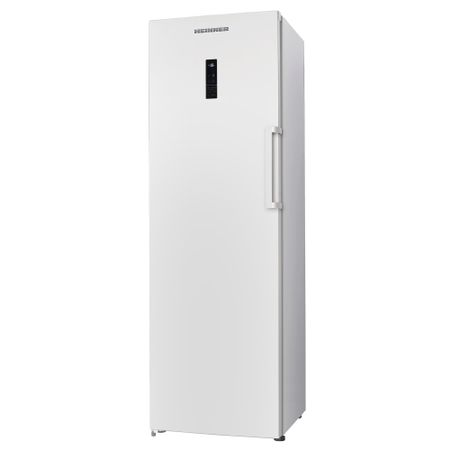Congelator Heinner HFF-260NF+, 260 l, Clasa A+, No Frost, Display, H 185 cm, Alb