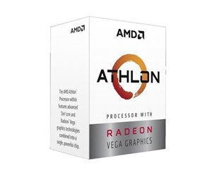 Procesor AMD Athlon 200GE, 2C/4T, AM4, 3.2GHz,  Radeon Vega Graphics, BOX