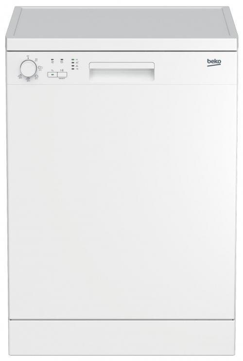 Masina de spalat vase Beko DFN05311W, independenta, clasa eficienta energetica A+, 13 seturi, AlbMASINA DE SPALAT VASE BEKO DFN05311W