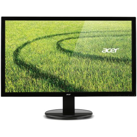 "Monitor LED Acer K202HQLA, 19.5"", Wide, HD, Negru"