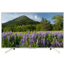 Televizor LED Smart Sony BRAVIA KD43XF7077SAEP, 108 cm cm, 4K HDR Ultra HD, Silver