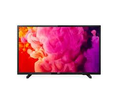 Televizor LED Philips 32PHT4503/12, 80 cm, HD, Black