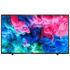 Televizor LED Smart Philips 50PUS6503/12, 126 cm, 4K Ultra HD, Negru