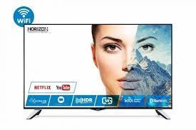 Televizor LED Smart Horizon 49HL8530U, 124 cm, 4K Ultra HD, Negru