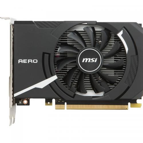 Placa video MSI Nvidia GeForce GT 1030 AERO ITX OC, 2GB GDDR5, 64-bit
