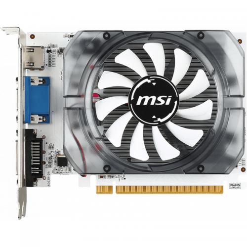 Placa video MSI Nvidia GeForce GT 730 OCV1, 2GB DDR3, 64-bit