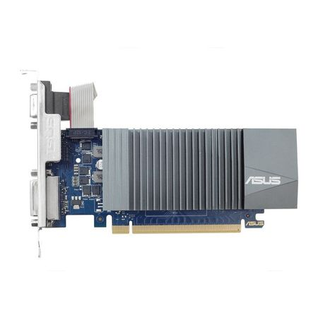 Placa Video ASUS Nvidia GeForce GT 710, 1GB GDDR5, 32 bit