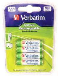 Acumulatori Verbatim AAA (R3)