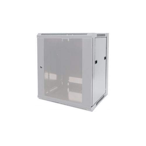 Cabinet metalic Intellinet 9U 711784, Gri