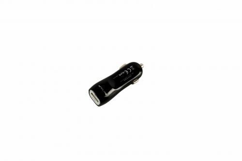 Incarcator de masina Serioux SRXA-CARCH1ABLK, port USB 1A, diverse culori