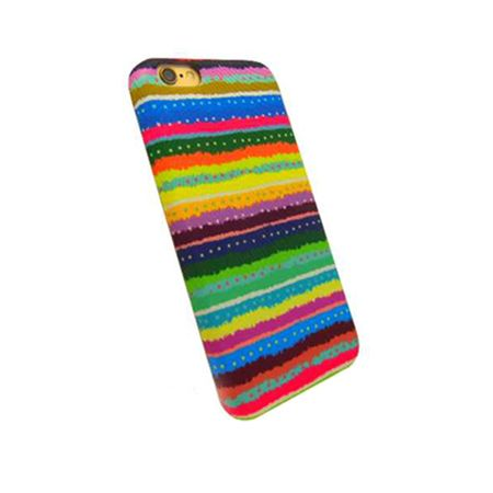 Carcasa de protectie spate Serioux 05 SRXA-IPH6CASET05 pentru iPhone 6, Textil