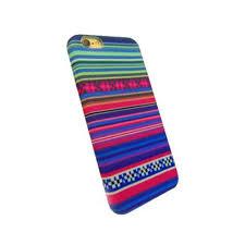 Carcasa de protectie spate Serioux 04 SRXA-IPH6CASET04 pentru iPhone 6, Textil