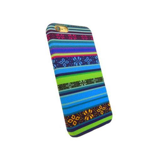 Carcasa de protectie spate Serioux 02 SRXA-IPH6CASET02 pentru iPhone 6, Textil