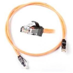 Patch cord Nexans N101.21ECOO, Portocaliu
