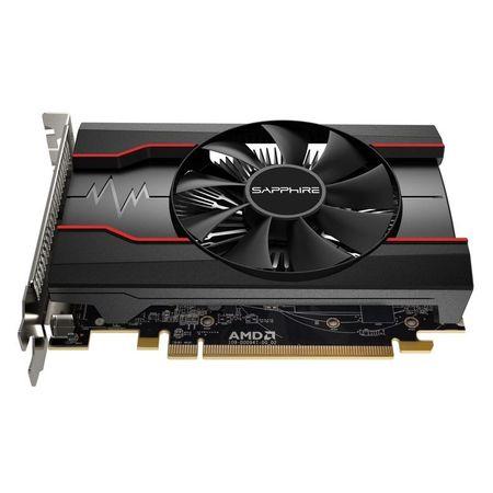 Placa video Sapphire AMD Radeon RX 550 Pulse 2G, 2GB GDDR5, 128-bit