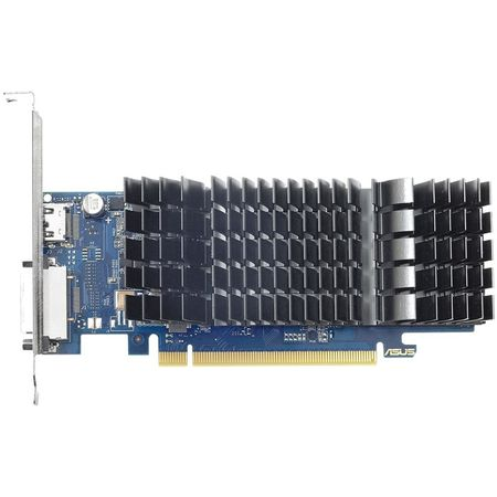 Placa video Asus Nvidia GeForce GT1030 SL, 2GB GDDR5, 64-bit