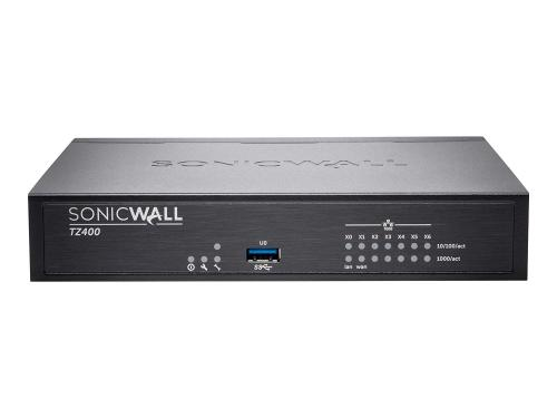 Firewall Sonicwall TZ400 Secure Advanced 01-SSC-1705, 1Y