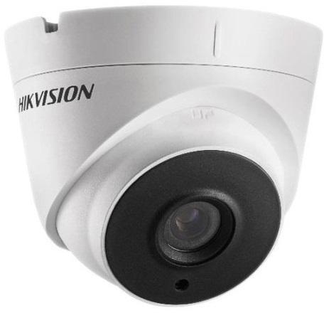 Camera de supraveghere IP Hikvision Turbo HD Dome DS-2CE56D0T-IT1E28, White