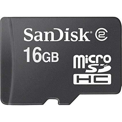 Card de memorie SanDisk SDSDQM-016G-B35, 16GB, Clasa 4