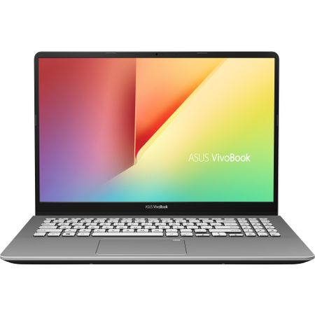 "Notebook  ASUS S530UF-BQ028, 15.6"" FullHD, Intel Core I5-8250U pana la 3.4GHz, RAM 8GB, SSD 256GB, video dedicat GF MX130 2GB GDDR5, Metal Gun"