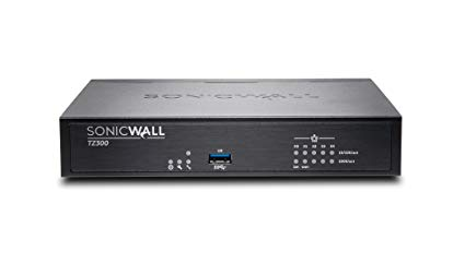 Firewall Sonicwall TZ300 TotalSecure 01-SSC-0581, 1 Year