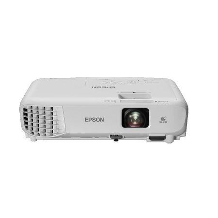 Videoproiector Epson EB-X05, Alb