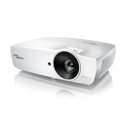 Videoproiector Optoma EH461 DLP, Full HD, Alb
