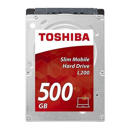 """Hard-disk Toshiba L200 HDWK105UZSVA, 500 GB, SATA III, 5400rpm, 8Mb, 2.5"""""""