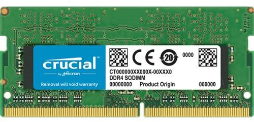 Memorie Crucial CT16G4SFD8266, 16GB DDR4, 2666 MHz, CL19