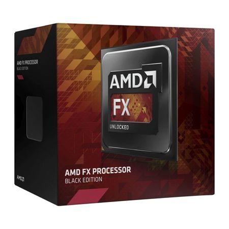 Procesor AMD Vishera X8 FX-8300, 3.3GHz,16MB, AM3+, Wraith cooler, Box