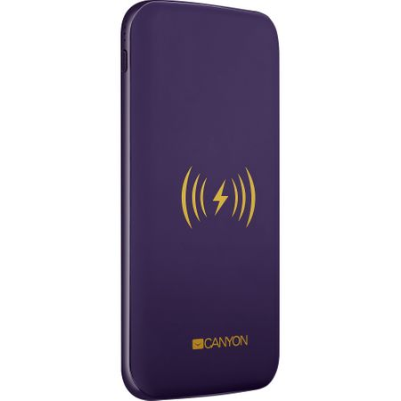 Acumulator extern Canyon CNS-TPBW8P, Purple