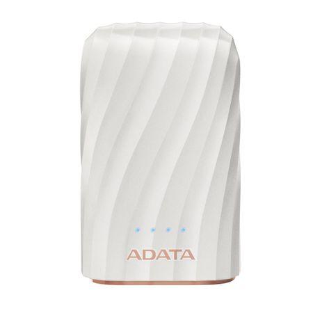 Baterie externa Adata P10050C, Alba
