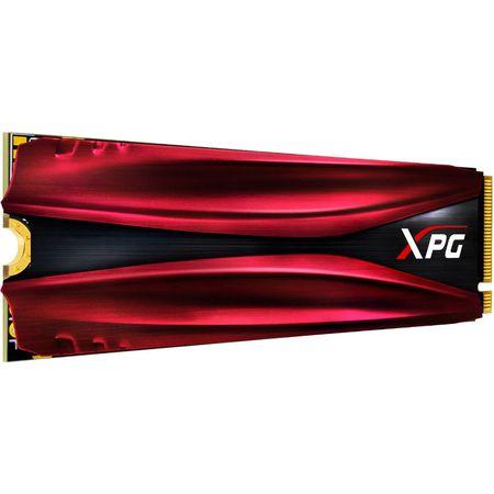 SSD ADATA XPG GAMMIX S11 PRO, 256GB, R/W up to 3500/1200MB, PCIe Gen3x4 M.2 2280