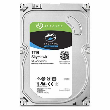 "Hard-disk Seagate SkyHawk LITE ST1000VX008, 1TB, SATA 3, 5400 rpm, 64Mb, 3.5"""