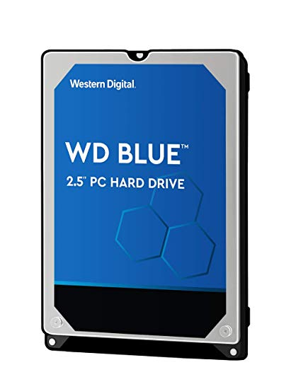 Hard-disk Western Digital Blue WD20SPZX, 2TB, SATA3, 5400 rpm, 128Mb, 2.5""
