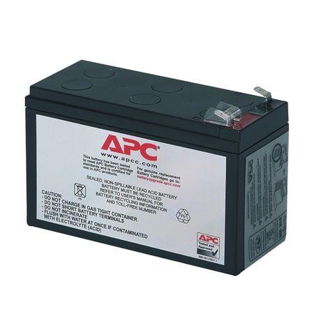 Acumulator UPS APC APCRBC106, Black