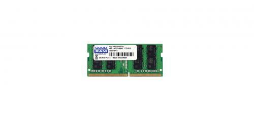 Memorie Goodram GR2400S464L17/16G, 16GB DDR4, 2666 MHz, CL17