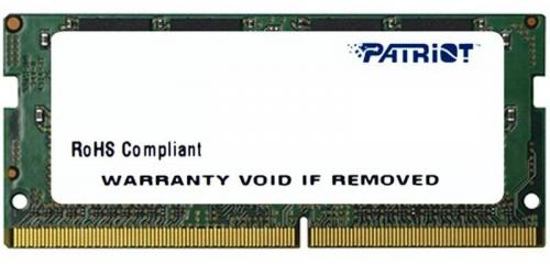 Memorie Patriot PSD44G240081S, 4GB DDR4, 2400 MHz, CL16