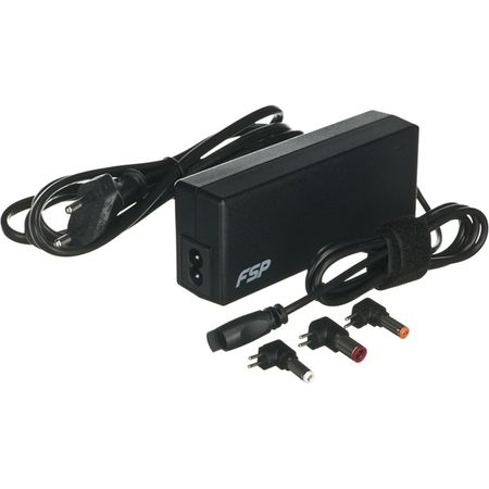 Alimentator notebook universal Fortron AC-DC FSP-NBV3 90, Black