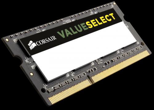 Memorie Corsair CMSO8GX3M1C1333C9, 8GB DDR3, 1333MHz, CL9