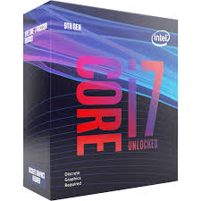 Procesor Intel Core i7 Ci7-9700KF, 3.6GHz, 12MB, Socket LGA1151