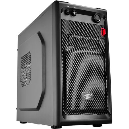 Sistem Base Super Gaming Intel i5-9400F 2.9GHz, RAM 8GB DDR4, SSD 240GB SATA3, HDD 1TB SATA3, video GTX1050Ti 4GB DDR5 128bit, carcasa Smarter, sursa Intertech 650W PFC activ