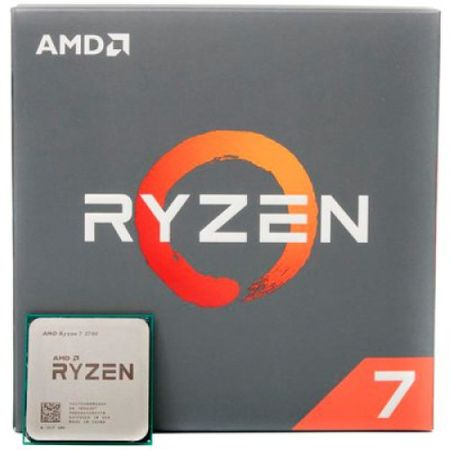 Procesor AMD Ryzen 7 3700X, 3.6/4.4GHz, 8C/16T, 36MB cache, Socket AM4, BOX with Wraith Prism cooler