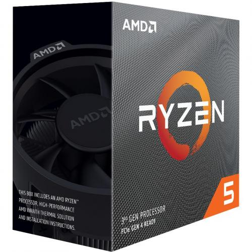 Procesor AMD Ryzen 5 6C/12T 3600, 4.2GHz, 36MB, Socket AM4, Box
