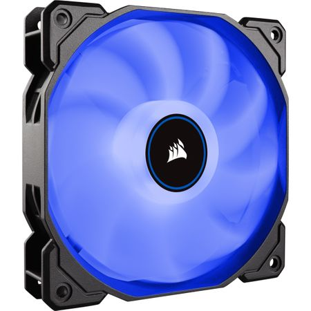 Ventilator PC Corsair AF140, Single Pack - Blue