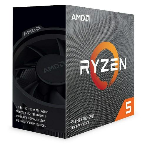 Procesor AMD Ryzen 5 3600 100100000031BOX, 4.2GHz, 36MB, Socket AM4, Box