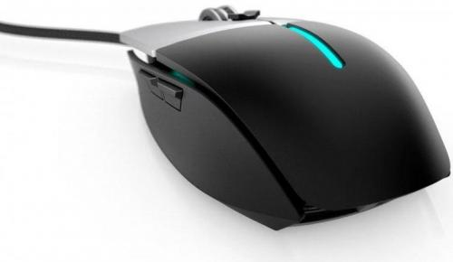 Mouse Dell Alienware Elite AW959, Black