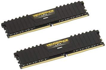 Kit Memorie Corsair Vengeance LPX CMK8GX4M2A2666C16, 8GB DDR4, 2133MHz, CL16